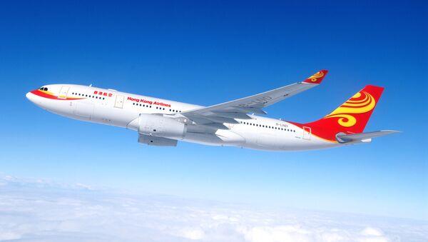 Самолет А-330 авиакомпании Hong Kong Airlines. Архивное фото