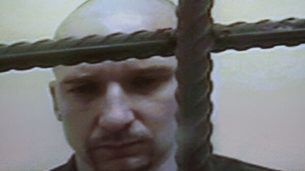 Экс-глава ОВД Царицыно Денис Евсюков. Архивное фото