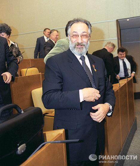 А.Чилингаров на первом пленарном заседании Госдумы