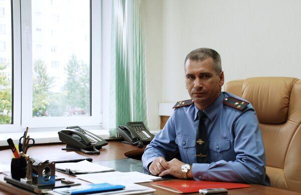 На пост начальника ОВД Царицыно назначен Александр Половинка