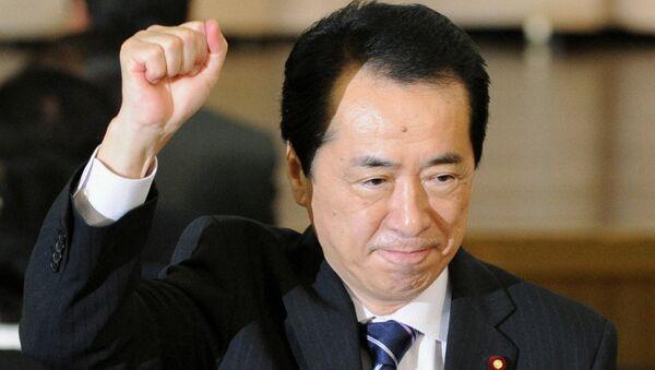 Наото Кан стал лидером Демократической партии Японии
