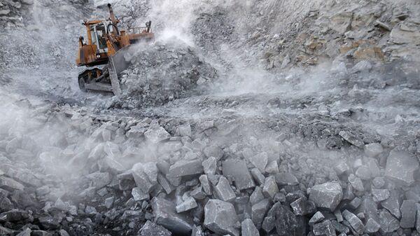Угольный разрез ОАО Воркутауголь