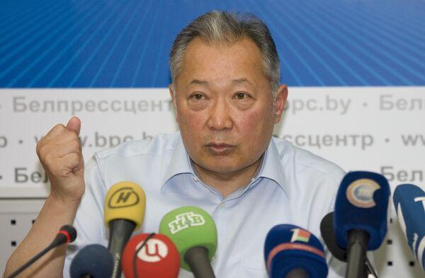 По оценкам, которые можно услышать сейчас в самой Киргизии, главными организаторами и финансистами июньских событий являются бывший президент Киргизии Бакиев и его семья.