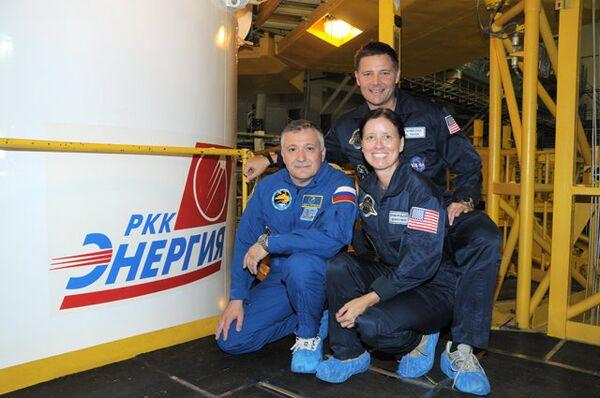 Экипаж космического корабля «Союз ТМА-19»