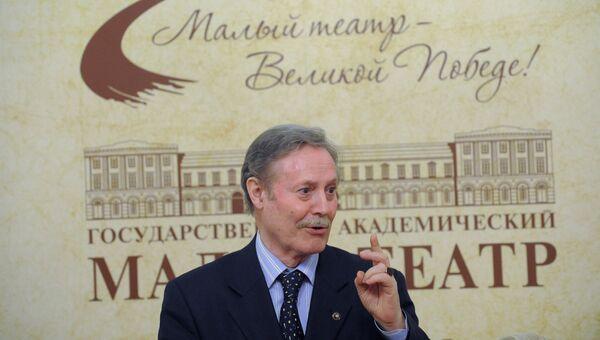 Юрий Соломин. Архив
