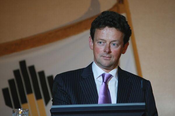 Глава компании BP Тони Хейворд