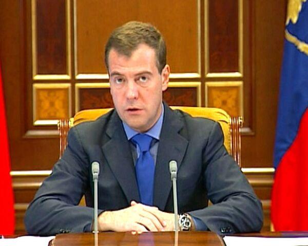 Россия будет вкладывать деньги в новейшее вооружение – Медведев