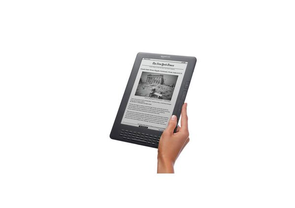 Электронный ридер с большим экраном Amazon Kindle DX (graphite)