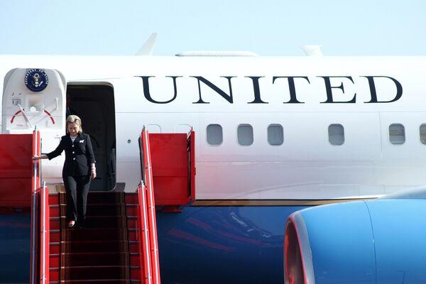 Визит Госсекретаря Хиллари Клинтон в Армению