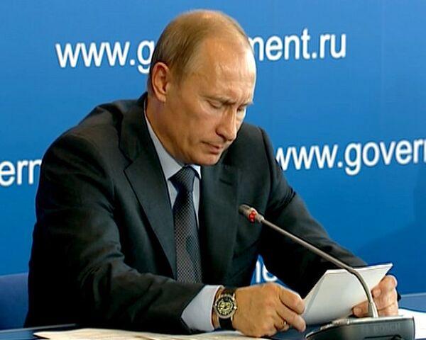 Российским аэропортам необходим закон – Путин
