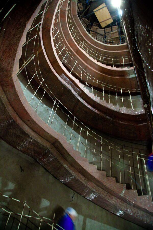 Реставрационные работы в Большом театре