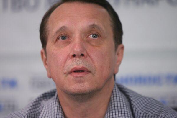 Российский пианист и дирижер Михаил Плетнев