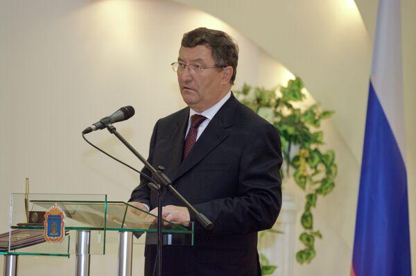 Инаугурация главы Тамбовской области Олега Бетина