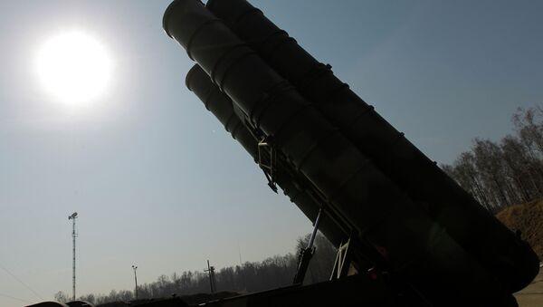 Зенитно-ракетный комплекс (ЗРК) С-400 Триумф. Архив
