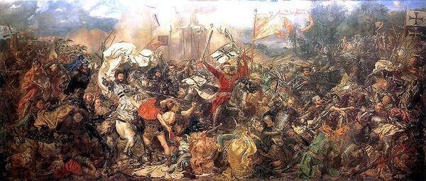 Битва при Грюнвальде, случившаяся 600 лет назад, 15 июля 1410 года, вошла в анналы отечественной истории благодаря тому, что в ней принимали участие Смоленские полки.