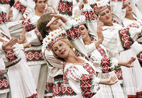 Сюита «Дружба народов» на церемонии открытия Олимпийских игр