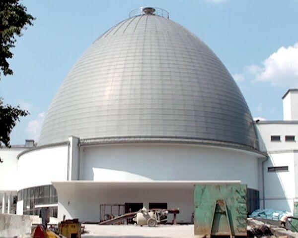 Самый большой купол в Европе построят в Московском планетарии