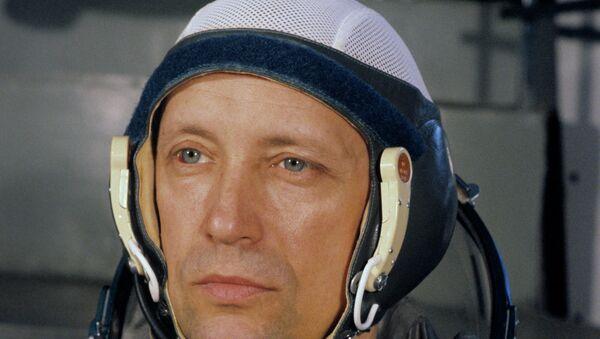 Космонавт Владимир Аксенов. Архивное фото