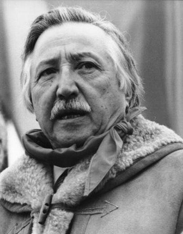 Чилийский политик, в прошлом Генеральный секретарь Коммунистической партии Чили Луис Корвалан Лепе