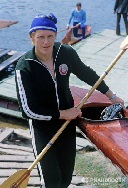 Олимпийский чемпион Владимир Парфенович