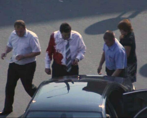 Глава суддепартамента МО Валерий Кузьмич ранен в центре Москвы