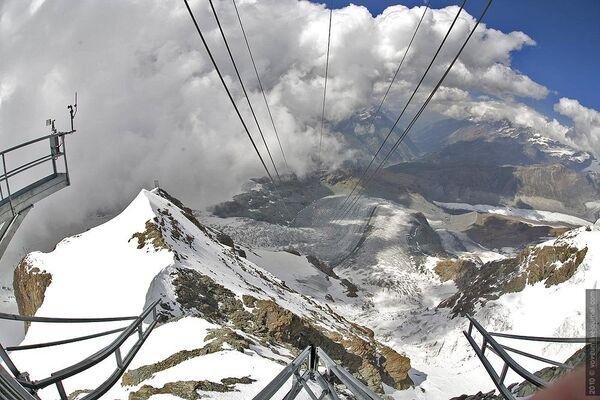 Швейцарский курорт Церматт