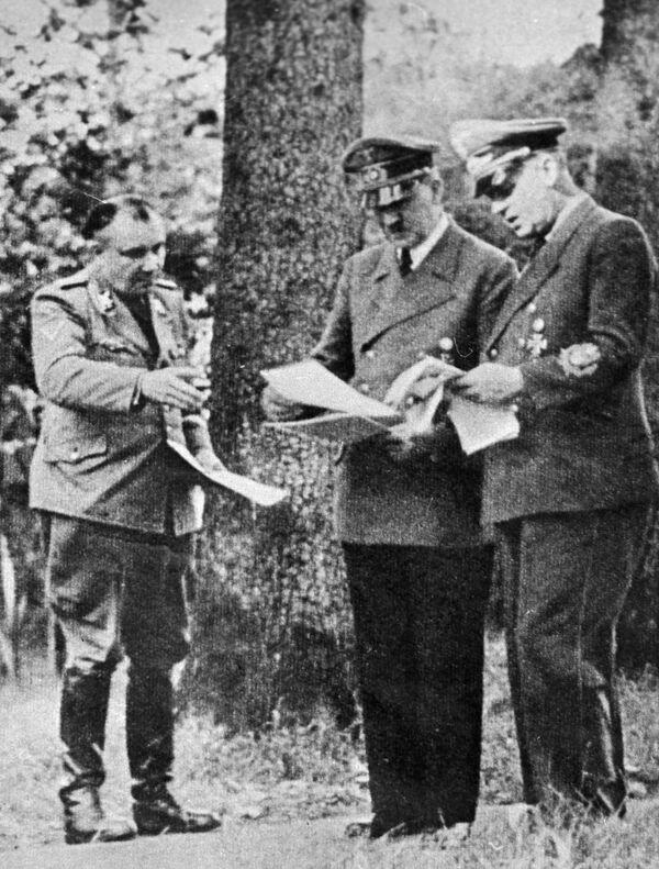 Август 1940 года - двенадцатый месяц второй мировой войны. Германия - абсолютный лидер на континенте