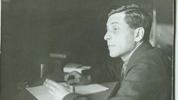 Михаил Зощенко. Фото 1930-х годов