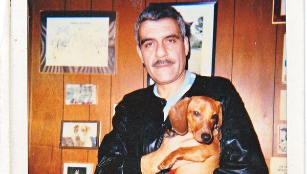 Сергей Довлатов за два года до смерти. США, 1988 год