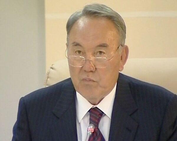 Назарбаев предложил Медведеву перенаправить сибирские реки на юг