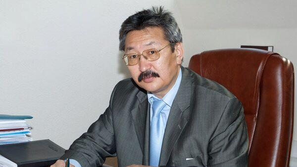 Вице-губернатор Волгоградской области Александр Дорждеев.