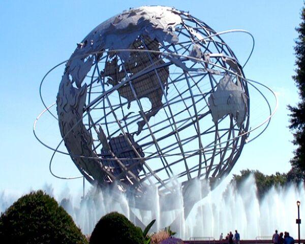 Финал US Open 2010 проходит на самых комфортабельных кортах мира