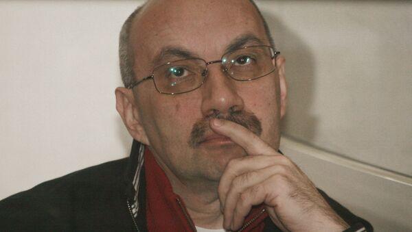 Главный пожарный инспектор Пермского края Владимир Мухутдинов