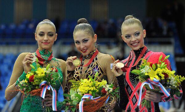 Художественная гимнастика. Чемпионат мира - 2010