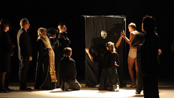 Международный фестиваль Театральные встречи