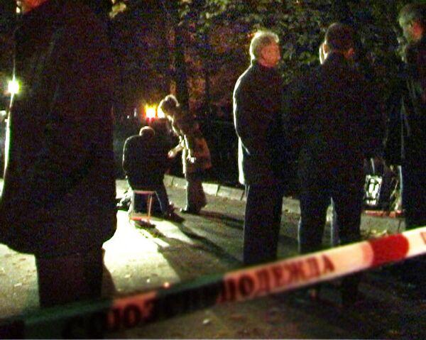 Женщину застрелили у подъезда собственного дома на севере Москвы