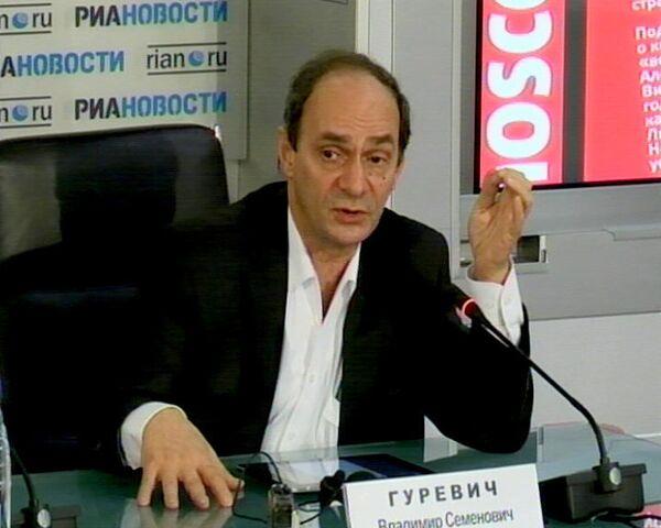 Гуревич рассказал, какими будут Московские новости