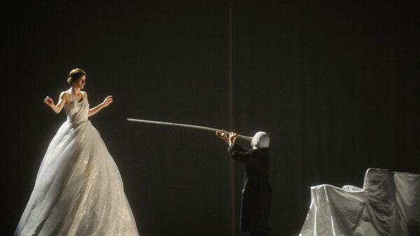 Спектакль Пиноккио в постановке французского режиссера Жоэля Помра