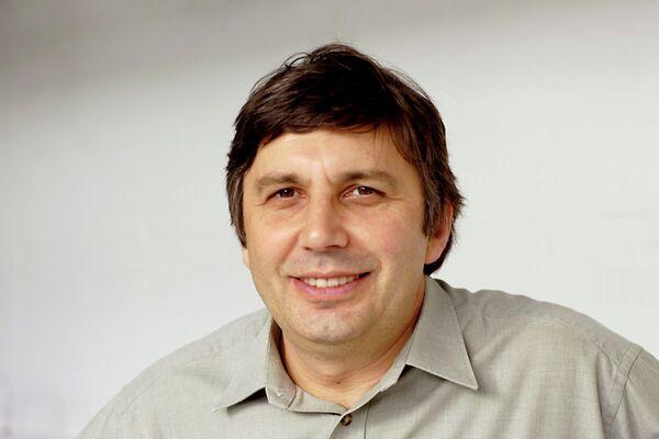 Лауреат Нобелевской премии 2010 года по физике Андрей Гейм