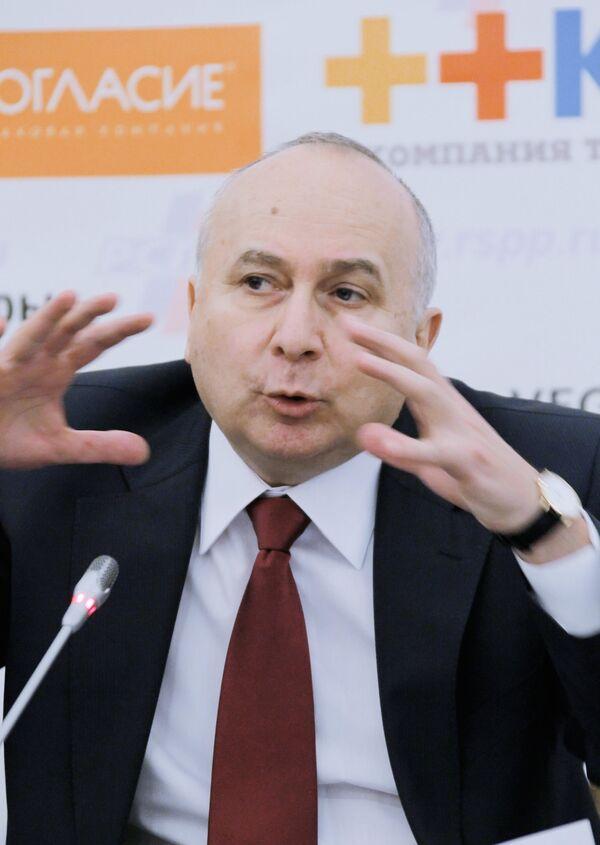 ЦБ не соглашался с оценкой залога по кредиту Межпромбанку - Меликьян