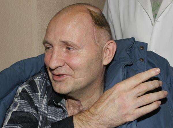 Заседание по делу главного редактора газеты Химкинская правда Михаила Бекетова