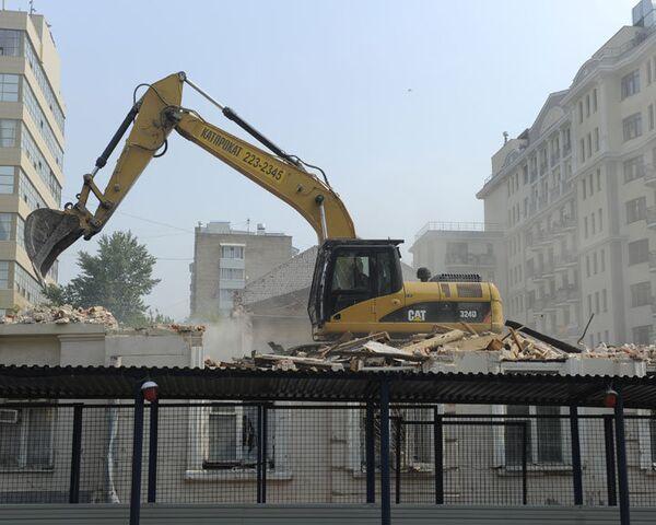 Гостиницу можно было строить, не снося усадьбу Алексеевых - эксперт