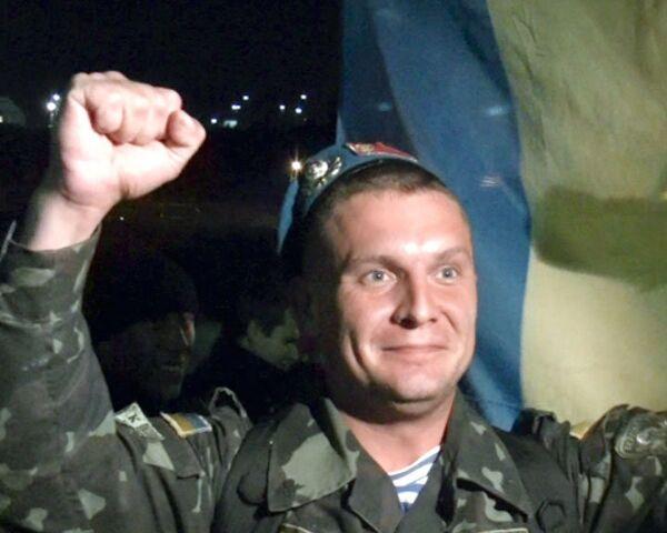 Бойцы миротворческой миссии НАТО болели за сборную России