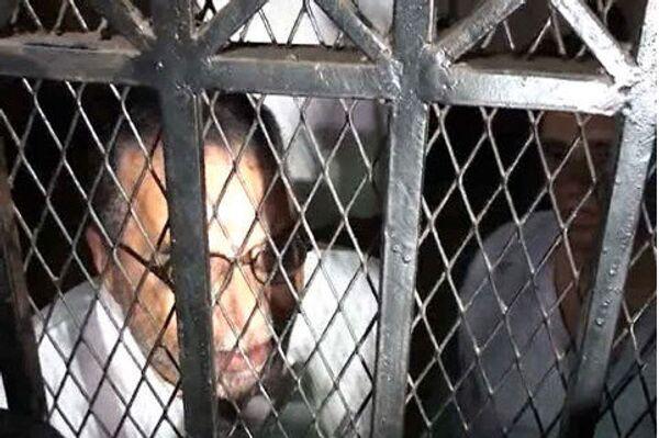 Мохсен Шаалян, обвиняемый в похищении картины Ван Гога Маки