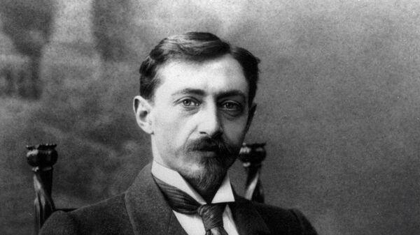 Русский писатель Иван Алексеевич Бунин