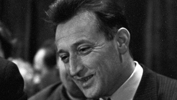 Итальянский писатель Джанни Родари
