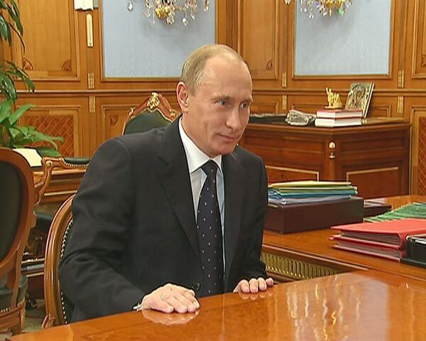 Путин рассчитывает, что Володин сразу подключится к работе над бюджетом