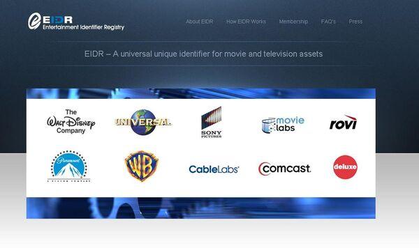 Comcast Sony и Paramount создают электронный реестр фильмов