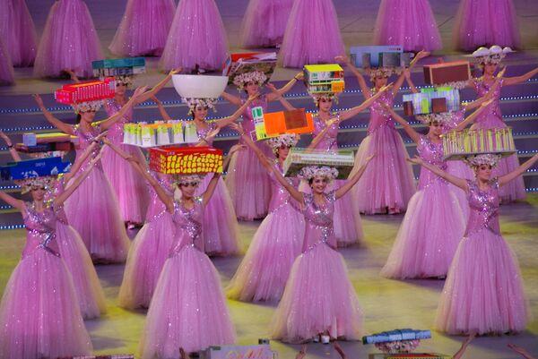 Церемония закрытия выставки ЭКСПО-2010 в Шанхае