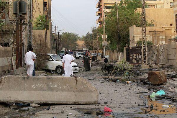 Серия взрывов в Багдаде